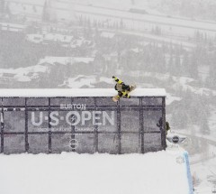 Torstein Horgmo (NOR) takes 2nd Place at the Burton US Open 2013 Slopestyle Finals