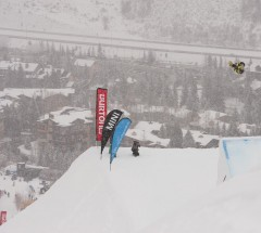 Torstein Horgmo at the Burton US Open 2013 Slopestyle Finals