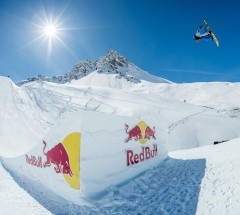Chas Guldemond at X Games Tignes 2013 Slopestyle Semis - Photo: Tristan Shu