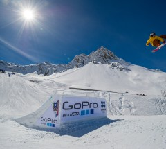 Seppe Smits at Slopestyle Semi Finals at X Games Tignes 2013 - Photo: Andy Parant