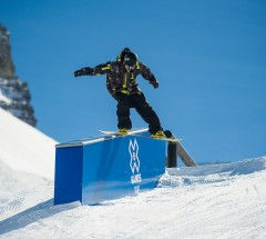 Torstein Horgmo at X Games Tignes Slopestyle Semis - Photo: Andy Parant