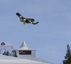 Iouri Podladtchikov at The Arctic Challenge Finals - Photo by Thomas Holth