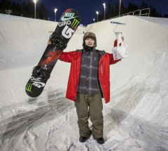 Peetu Piiroinen is new World Snowboard Tour Overall Champion 2013 - Photo by Thomas Holth
