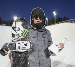 Ayumu Hirano is new World Snowboard Tour Halfpipe Champion - Photo by Thomas Holth
