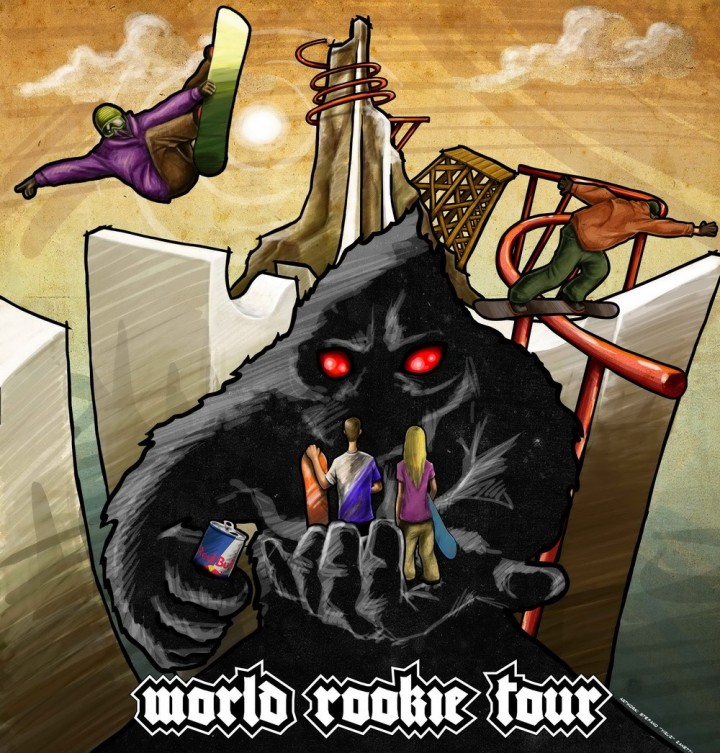 THE WSF WORLD ROOKIE TOUR MOVES SOUTH